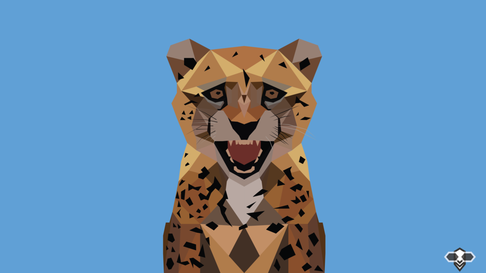 17.Cheetah Low Poly.png