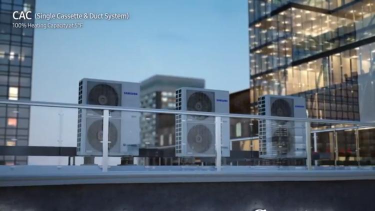 Samsung HVAC Air Conditioner