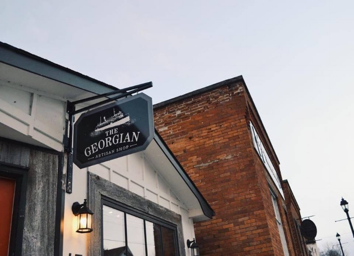 The Georgian Artisan Shop