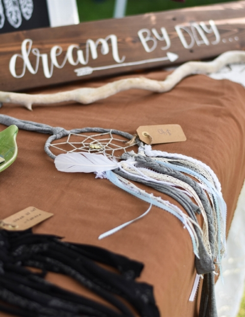 Dream by Day  - Handcrafted Dreamcatchers