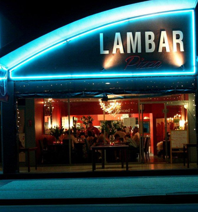 Lambar Pizza Take Away Southport Labrador Chirn Park