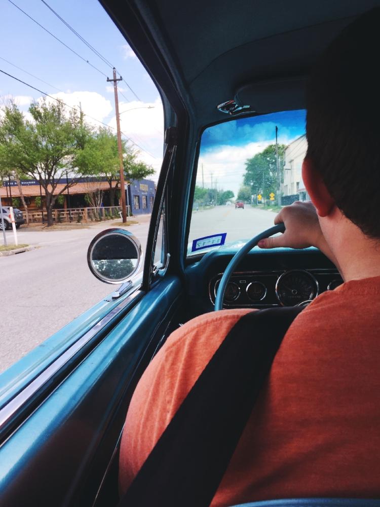 Sunday Drives, Tripp Films