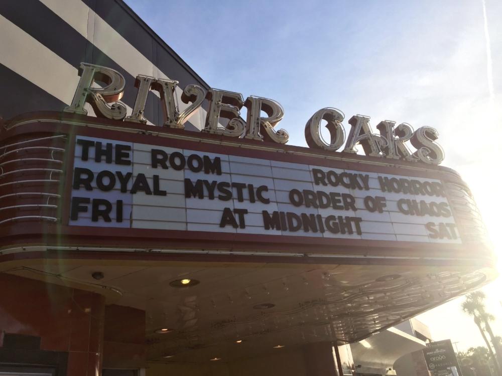River Oaks Theater, Tripp Films