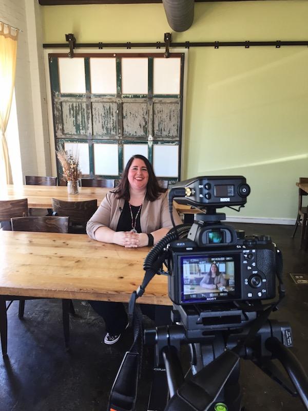 Tripp Films Interview Setup