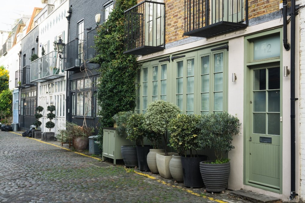 Mews in Notting Hill_London_Tripp Films