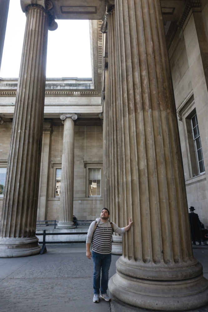 British Museum Column_London_Tripp Films