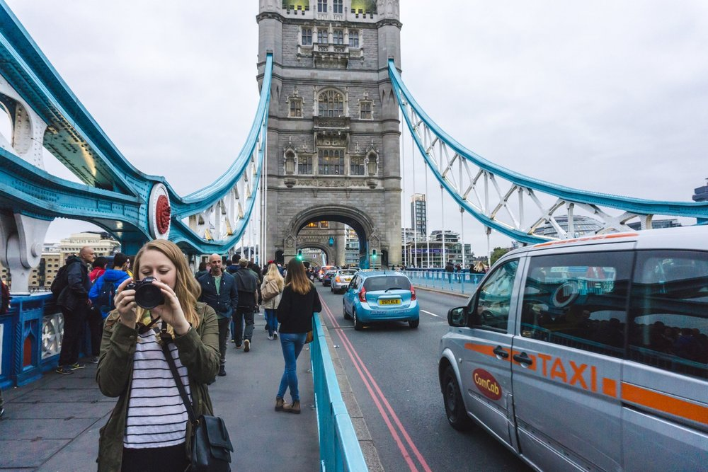 Tripp Films_How to Document Vacation and Still Enjoy It_London