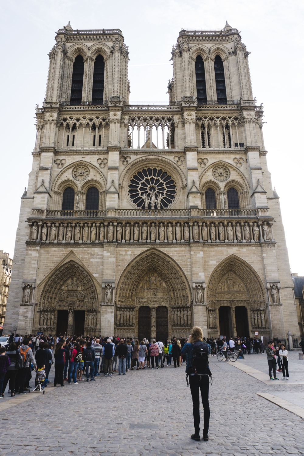 Tripp Films_Tips to Document Vacation_Notre Dame_ Paris