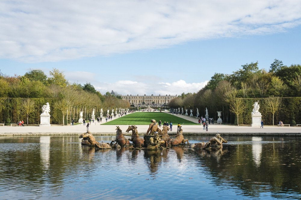Tripp Films_Versailles Gardens
