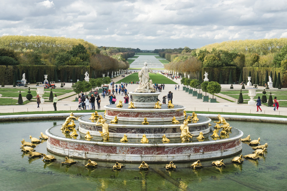 Tripp Films_Paris_Versailles Gardens_Travel Guide