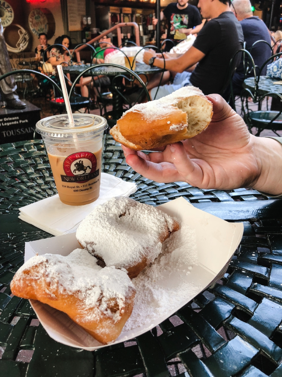 Tripp Films_Cafe Beignet_New Orleans