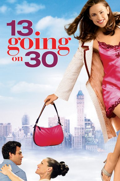 Tripp Films_13 Going On 30_Fave Rom-Coms