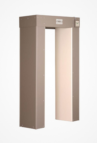 MS 3500™  Walk-Through Metal Detector