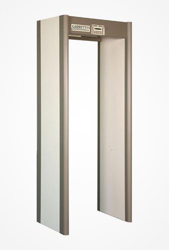 MT 5500™  Walk-Through Metal Detector