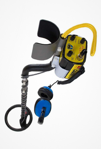 Sea Hunter Mark 2   Metal Detector