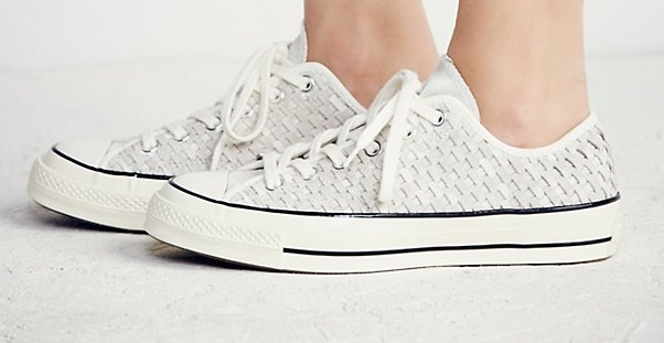 $120 - Converse @ Free People
