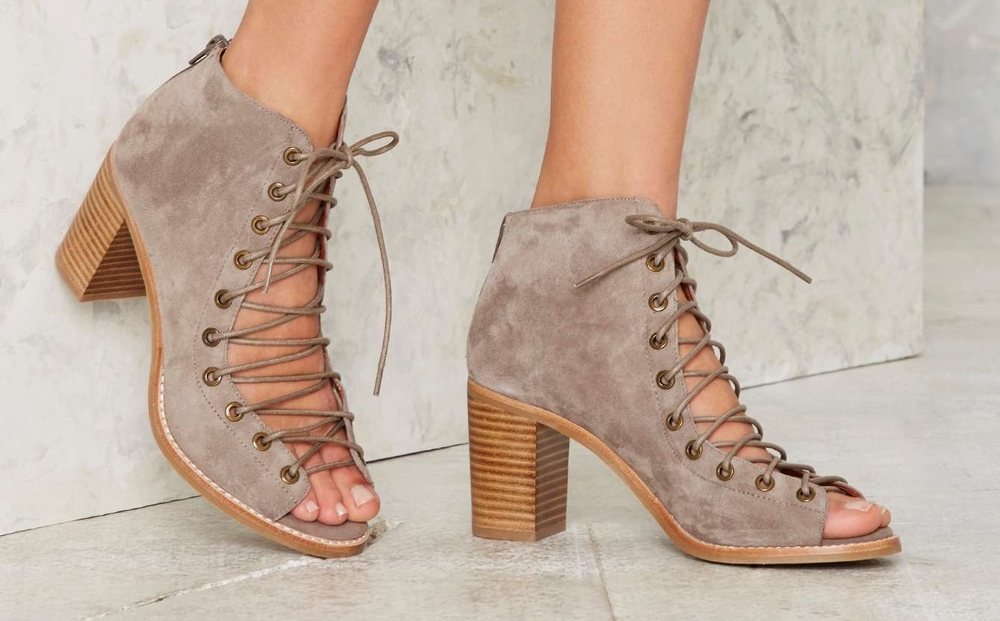 $165 - Jeffrey Campbell @ Nasty Gal