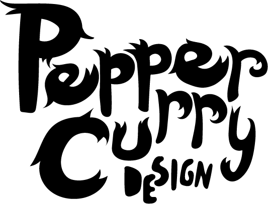 Pepper Curry Design: Graphics, Illustration, & Facilitation