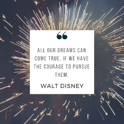 Walt Disney quote | 5 Successful Failures to Inspire You | dianemunoz.com