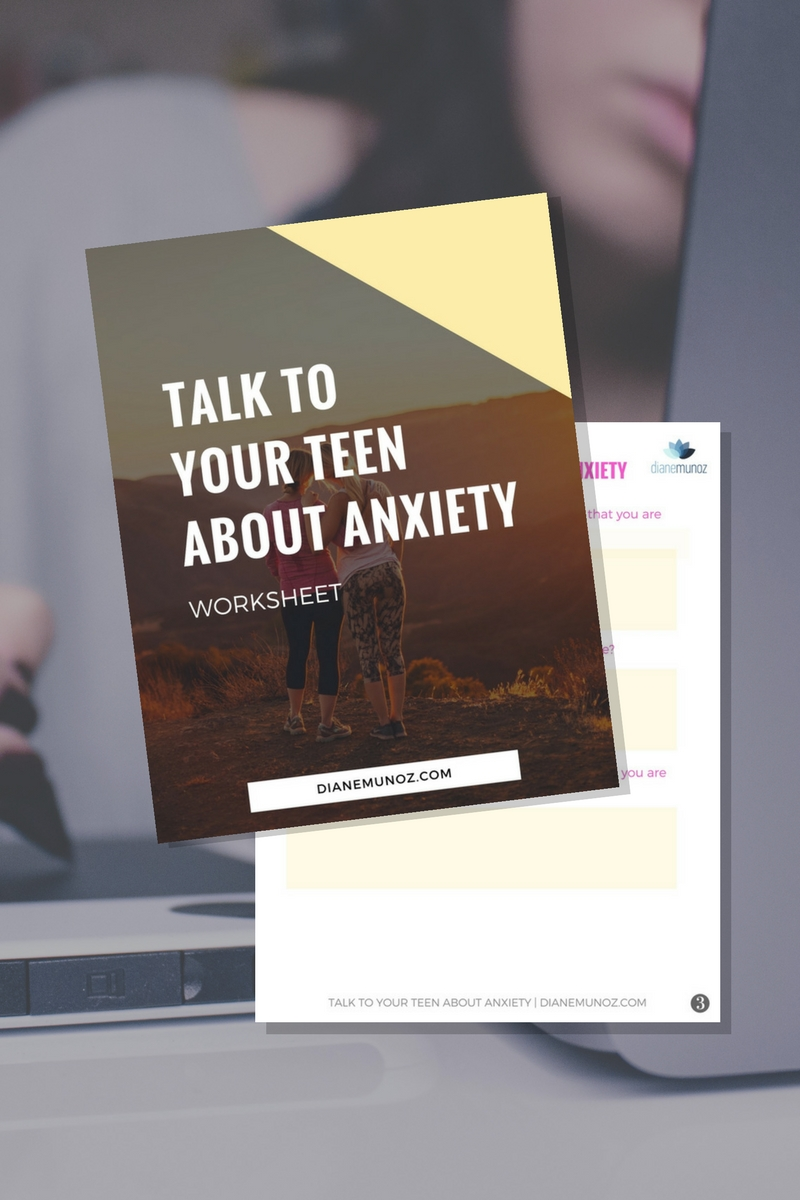 Anxiety in Teenagers - Here's What Parents Can Do to Help