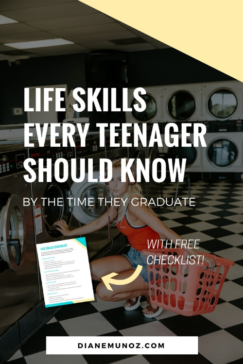 Life Skills Every Teenager Should Know by the Time They Graduate