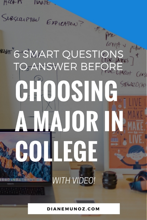 Smart Questions to Answer Before Choosing a Major in College