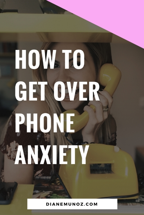 How to Get Over Phone Anxiety
