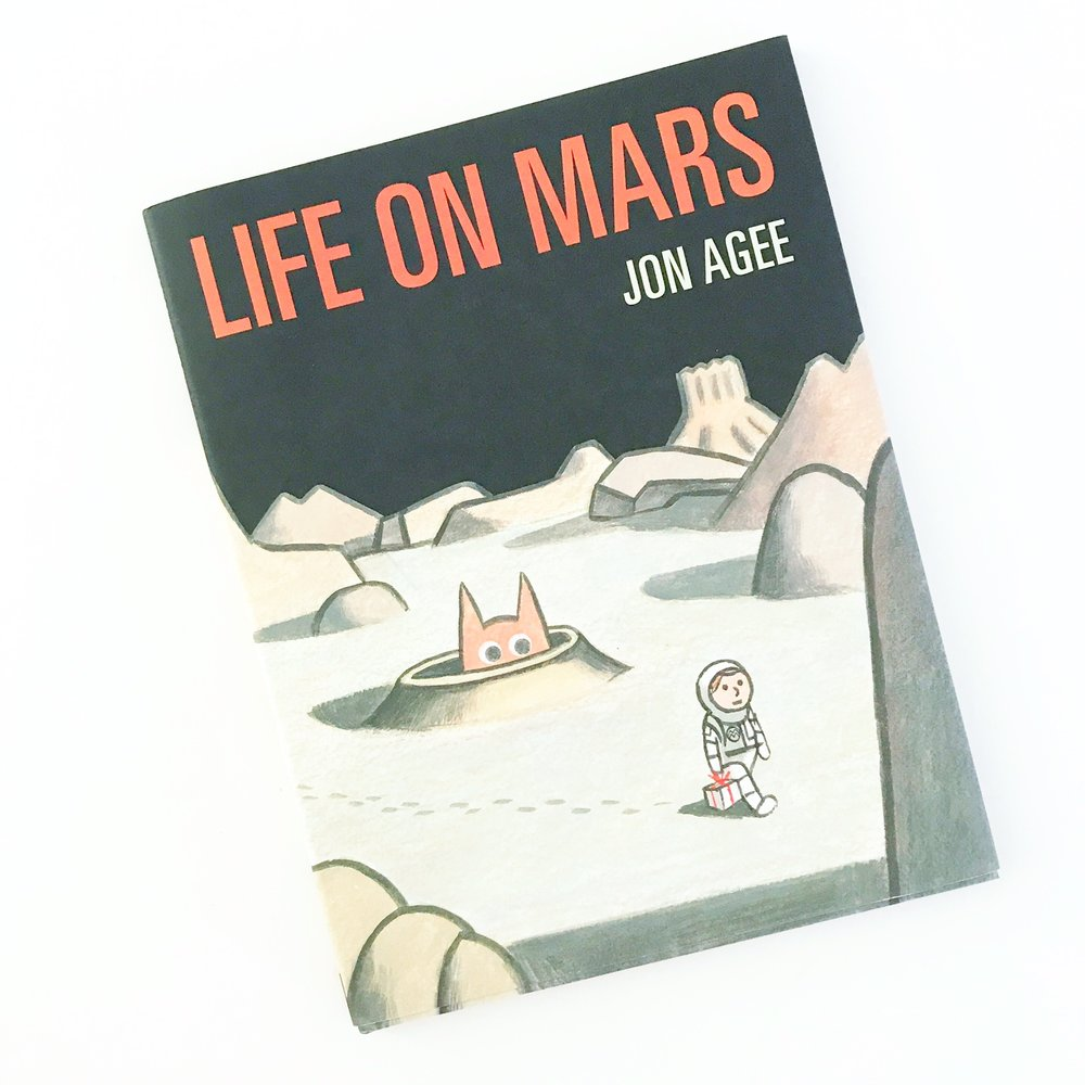 funny children's books, life on mars for the win!