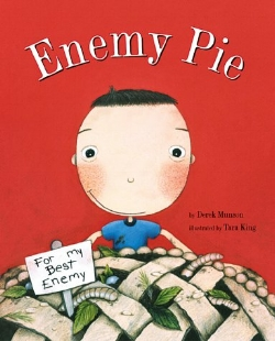 Picture Books About Friendship Enemy Pie