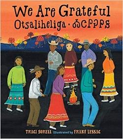 Children's Books About Gratitude, We are Grateful
