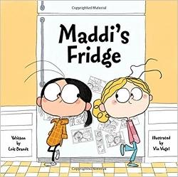 Children's Books About Gratitude, Maddi's Fridge