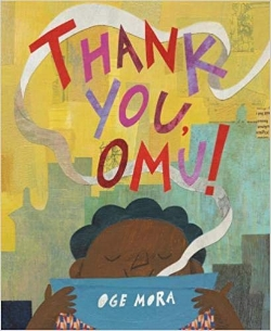 Children's Books About Gratitude, Thank You Omu