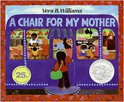 Children's Books About Gratitude, A Chair for my Mother