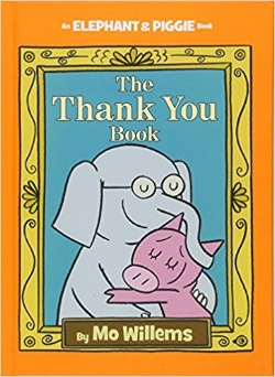 Children's Books About Gratitude, The Thank You Book
