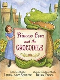 Easy Chapter Books, Princess Cora and the Crocodile