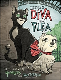 Easy Chapter Books, The Story of Diva and Flea