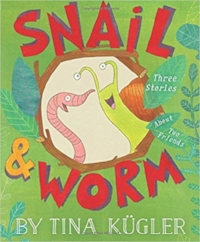 easy chapter books, Snail and Worm