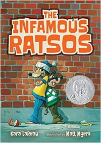 Easy Chapter Book, The Infamous Ratsos