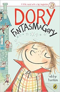 easy chapter book, Dory Fantasmagory, the very best