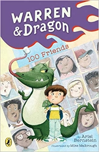 easy chapter books, Warren and Dragon