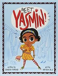 Easy Chapter Book, Meet Yasmin!