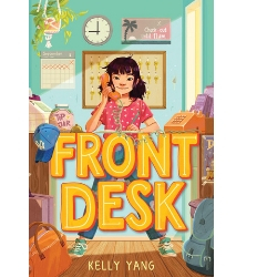 novels for tweens Front Desk