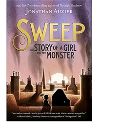 Novels for Tweens sweep the story of a young girl