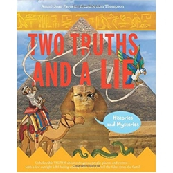 nonfiction picture books two truths and a lie