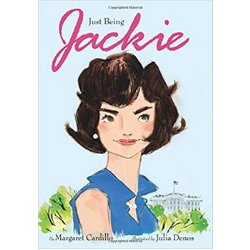 nonfiction picture books Just Being Jackie