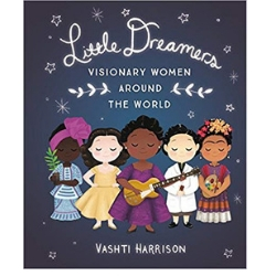nonfiction picture books we love, Little Dreamers