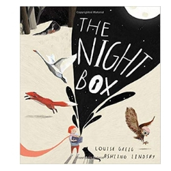 Children's Books About Imagination The Night Box