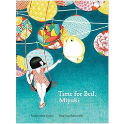 Children's Books About Imagination, time for bed miyuki