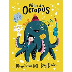 Children's Books About Imagination, Also an Octopus