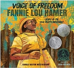 voice+of+freedom+fannie+lou+hamer+best+picture+books+for+black+history+month